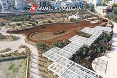 """Costruzione abusiva sul neo """"Parco Naturale Costa Ripagnola"""", sequestrata area di 11 mila metri quadri"""