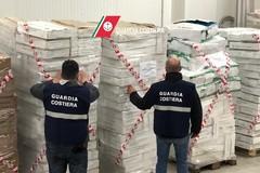 Prodotti ittici non tracciati, maxi operazione della guardia costiera a Bari e provincia