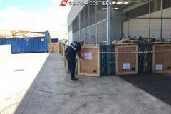 Monopoli, rifiuti speciali depositati nel piazzale di un'azienda: scatta il sequestro
