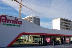 Inaugura nel quartiere Japigia il quarto Famila Superstore di Bari del Gruppo Megamark:  nove milioni di investimento e 40 nuovi assunti