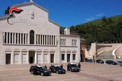 Coppia di Altamura in trasferta ruba le offerte al Santuario di San Pio