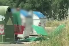 San Giorgio, beccato ad abbandonare rifiuti in strada: scatta la multa da 300 euro