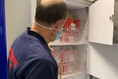 Vaccino anti-Covid, al Policlinico di Bari entrano in funzione i frigoriferi a -80 gradi