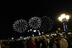 Festa di San Nicola, lo spettacolo pirotecnico conclude la giornata di celebrazioni
