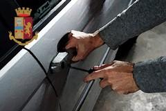 Da Bari al Salento per rubare auto di lusso, arrestati tre pregiudicati. I nomi