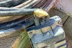 Fal, rubati 200 metri di cavi di rame sulla Bari-Matera: disagi alla circolazione