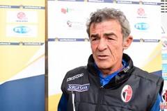 Viterbese-Bari 0-3, il commento post partita di Auteri