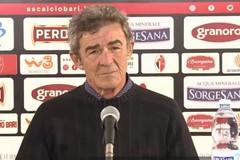 Verso Monopoli-Bari, Auteri: «Test probante. Mi aspetto squadra corta e aggressiva»