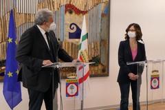 """La ministra Gelmini a Bari: """"Puglia protagonista della rinascita del Paese"""""""