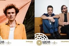 """Locus festival, Ghemon e il duo Colapesce-Dimartino ospiti della """"limited edition"""""""