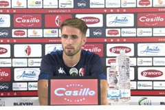 SSC Bari, si presenta Ricci: «Ho girato molte squadre, vorrei vincere e fermarmi qui»