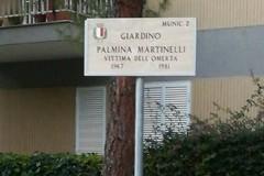 Da oggi anche Bari ha davvero un giardino intitolato a Palmina Martinelli