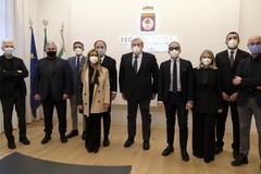 Regione Puglia, prima riunione per la nuova giunta