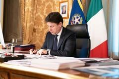 La Popolare di Bari diventa S.p.A., il premier Conte: «Passaggio importante»