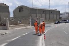 Bari, arriva anche a San Cataldo la pista ciclabile light