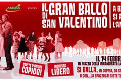 """""""Gran Ballo di San Valentino"""", che musica hanno scelto i baresi?"""