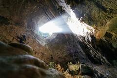 Le Grotte di Castellana si preparano a riaprire, sopralluogo di Lopalco