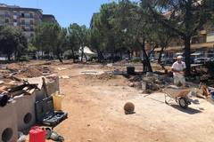 Bari, piazzetta dei Papi a Poggiofranco pronta per fine anno