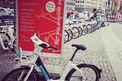 Sitael porta a Copenaghen il bikesharing che non parte a Bari