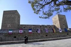 Bari, è il giorno del G20. Alle 19 primo appuntamento al Castello Svevo