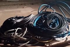 Bari, tentano il furto di materiale elettrico messi in fuga dai vigilanti