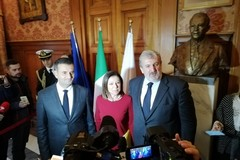 Il ministro dei Trasporti De Micheli a Bari. Il punto sui lavori in Puglia