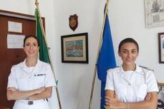 Guardia Costiera di Monopoli, passaggio di consegne da Adriana Prusciano ad Elisa Giangrasso