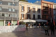 Ex Socrate a Bari, dopo l'incendio il sit-in e l'incontro con Decaro