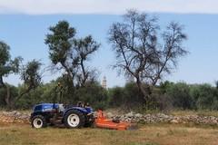 Bari, rubato il nuovo trattore alla Cooperativa Sociale Semi di Vita