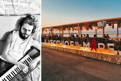 L'alba del primo agosto a Il Vecchio e il Mare a Trani risuona delle note di Ivan Dalia