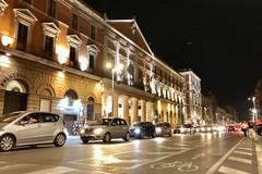 Corso Vittorio Emanuele, completati gli interventi per la nuova illuminazione