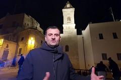 Bari vecchia, si illumina il campanile di Sant'Annunziata