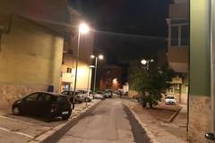 Nuova illuminazione al Villaggio Trieste