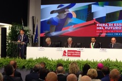 Il premier Conte a Bari per inaugurare la Fiera, i commenti di Emiliano e Decaro