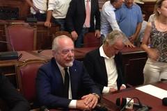 SSC Bari, De Laurentiis contro Sibilia: «Partiamo dalla D perché a lui non importa della città»