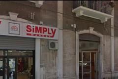 Bari, rapina al Simply di via Nicolai. Denunciati i responsabili