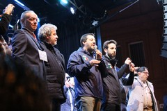 Salvini a Bari: «Decaro pensa agli immigrati, noi pensiamo ai baresi»