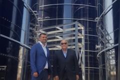 Interventi da 35 milioni per il depuratore Bari ovest, Decaro: «Via i cattivi odori dal San Paolo»