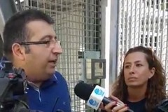 Impedito l'accesso al San Nicola ai consiglieri Mangano e Melini: «Negato un diritto ai baresi»