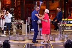 """Una barese ad """"Avanti un altro"""", balla con Bonolis e diverte il pubblico"""