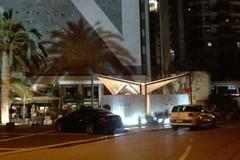 Fiamme allo Sheraton, evacuata parte dell'albergo