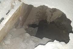 Bari Centrale, cede pavimentazione nei pressi del binario 6, ferito lievemente un 60enne