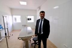 Canile sanitario di Bari, in allestimento sala operatoria con la donazione della LAV