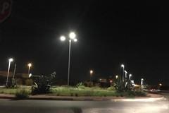 Strade più sicure a Palese e Torricella, accesa la nuova illuminazione