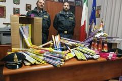 Botti illegali tra Bari e Bat, sequestrata mezza tonnellata e denunciati in sei