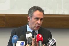 Le dimissioni di Leonardo Di Gioia