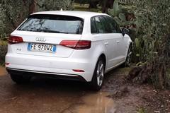 Ritrovata Audi A3 rubata a Bari era nelle campagne di Giovinazzo