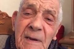 Polignano, il signor Vitantonio compie 107 anni. Emiliano: «Una meraviglia»