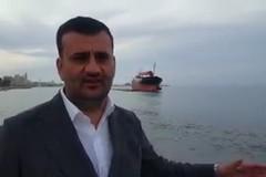 Nave arenata a Bari, completato svuotamento dei serbatoi. Decaro: «Azzerato rischio ambientale»