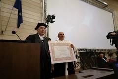 L'Università di Bari conferisce la laurea ad honorem in Medicina a Michele Mirabella